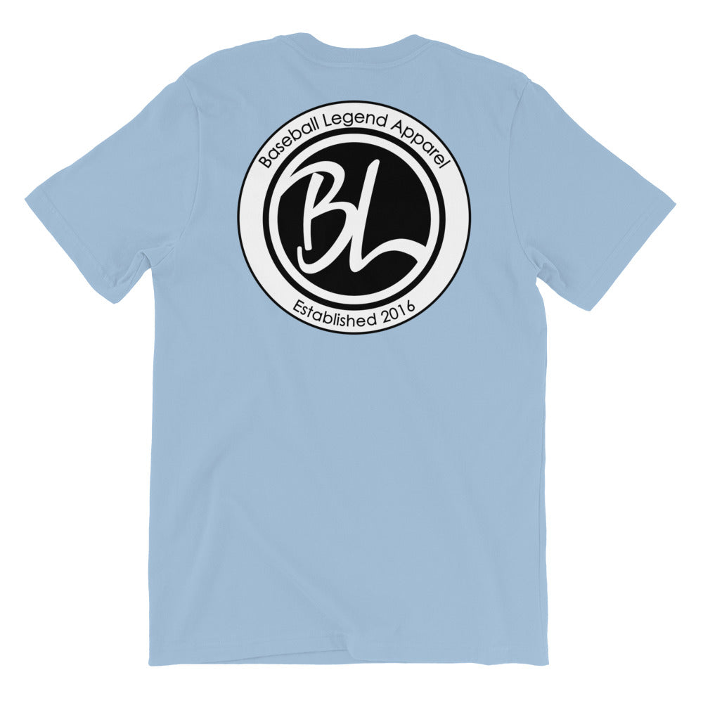 Brand Fall Tee - Baseball Legend Apparel
