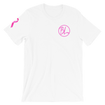 Breast Cancer Awareness Brand Tee - Baseball Legend Apparel