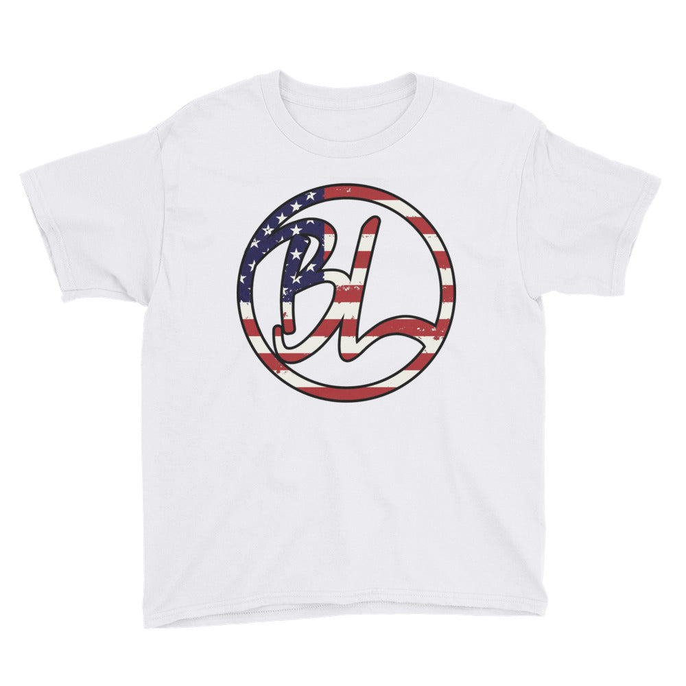 USA Youth Tee - Baseball Legend Apparel