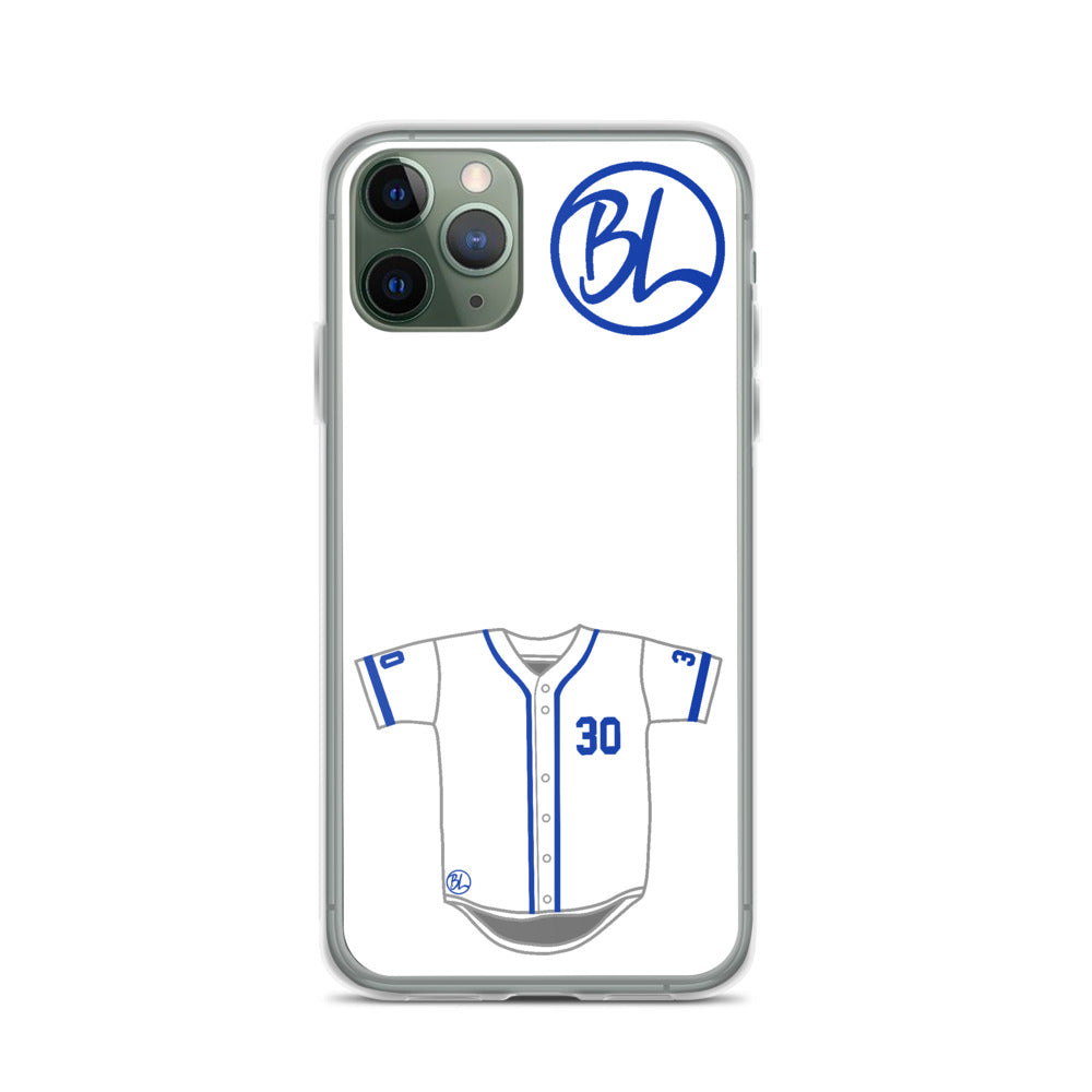 Benny iPhone Case - Baseball Legend Apparel