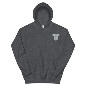 Benny Embroidered Hoodie - Baseball Legend Apparel