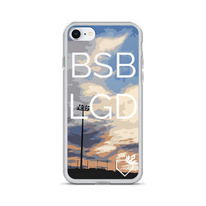 BSB LGD Special Edition iPhone Case - Baseball Legend Apparel