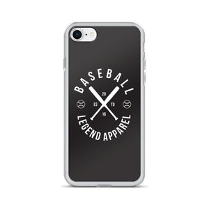 Baseball Legend Apparel iPhone Case - Baseball Legend Apparel