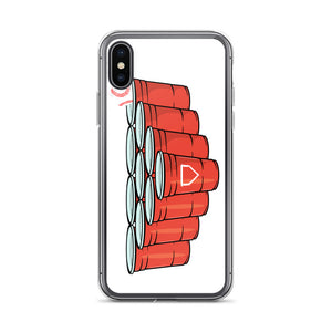 Pong iPhone Case - Baseball Legend Apparel