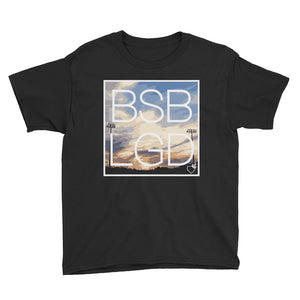 BSB LGD Special Edition Youth Tee - Baseball Legend Apparel
