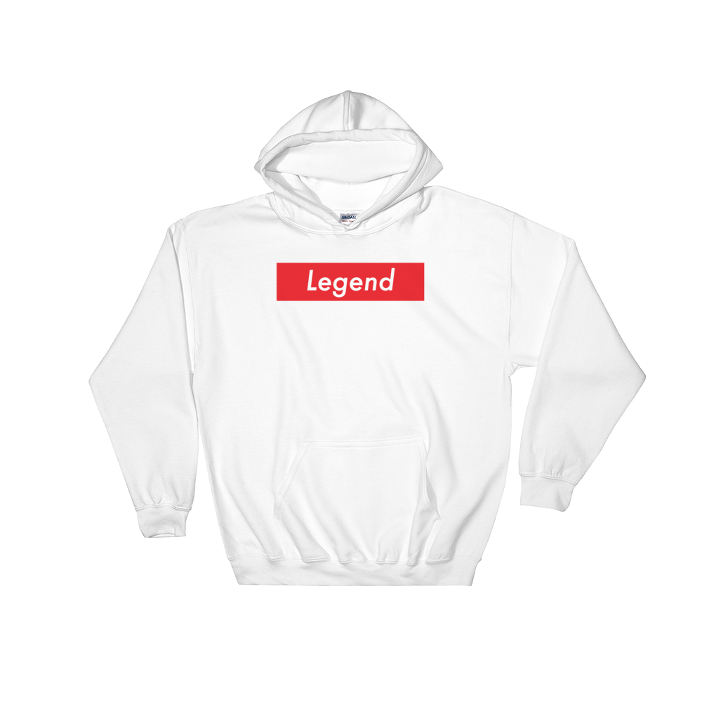Legend Hoodie - Baseball Legend Apparel