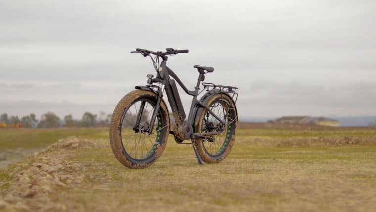 BEST 1000 Watt Mid-Drive Fat Tire Electric Bike