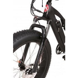 X-Treme Rocky Road 700 Watt Fat Tire Mountain Bike - Best E-Bike Store