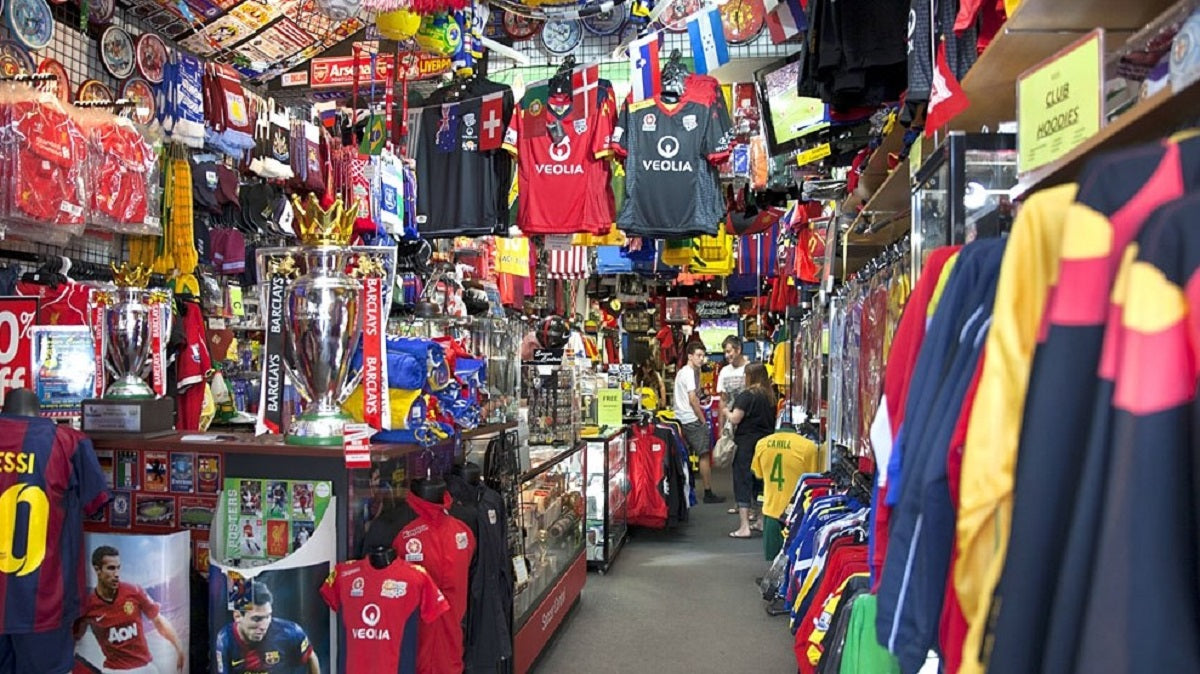 official photos 61bfe 0543f Soccer Gear Stores Near Me | RLDM