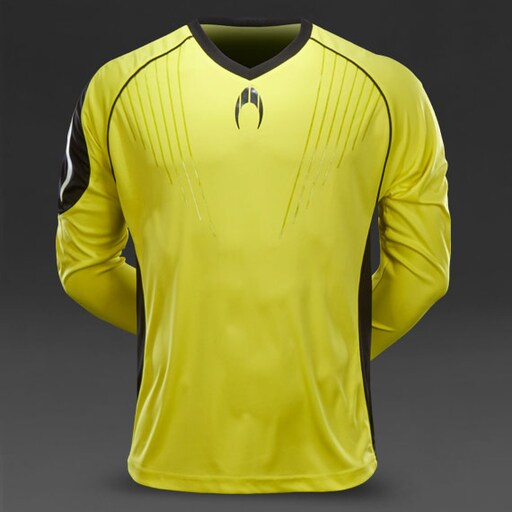 HO Soccer Legend2 Lime Goalkeeper Jersey - Adult