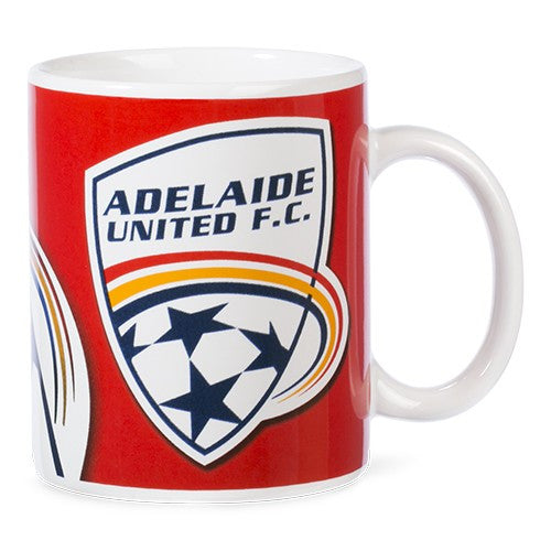 ADELAIDE UNITED COFFEE MUG