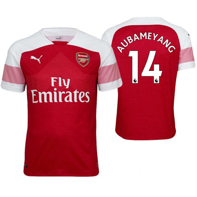 Arsenal Home Shirt 2018/19 Official Puma - Youth
