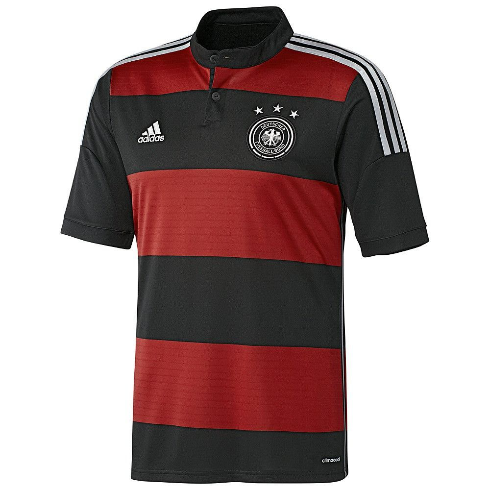 Germany Away WC2014 Youth Shirt ~ Official Adidas