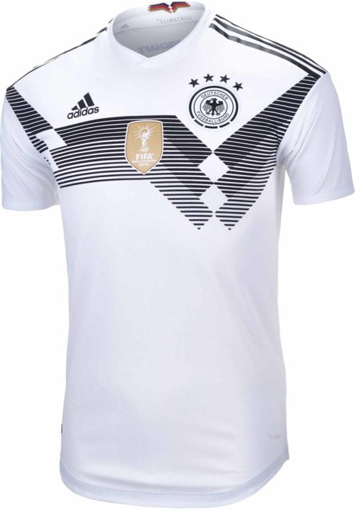 Germany Home WC2018 Youth Shirt ~ Official Adidas