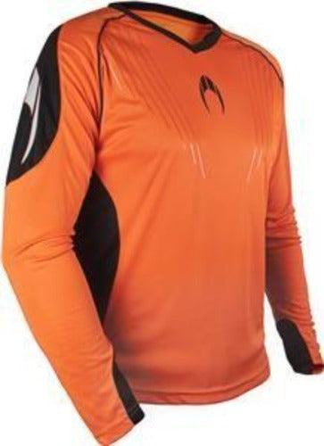 HO Soccer Legend2 Orange Goalkeeper Jersey - Adult