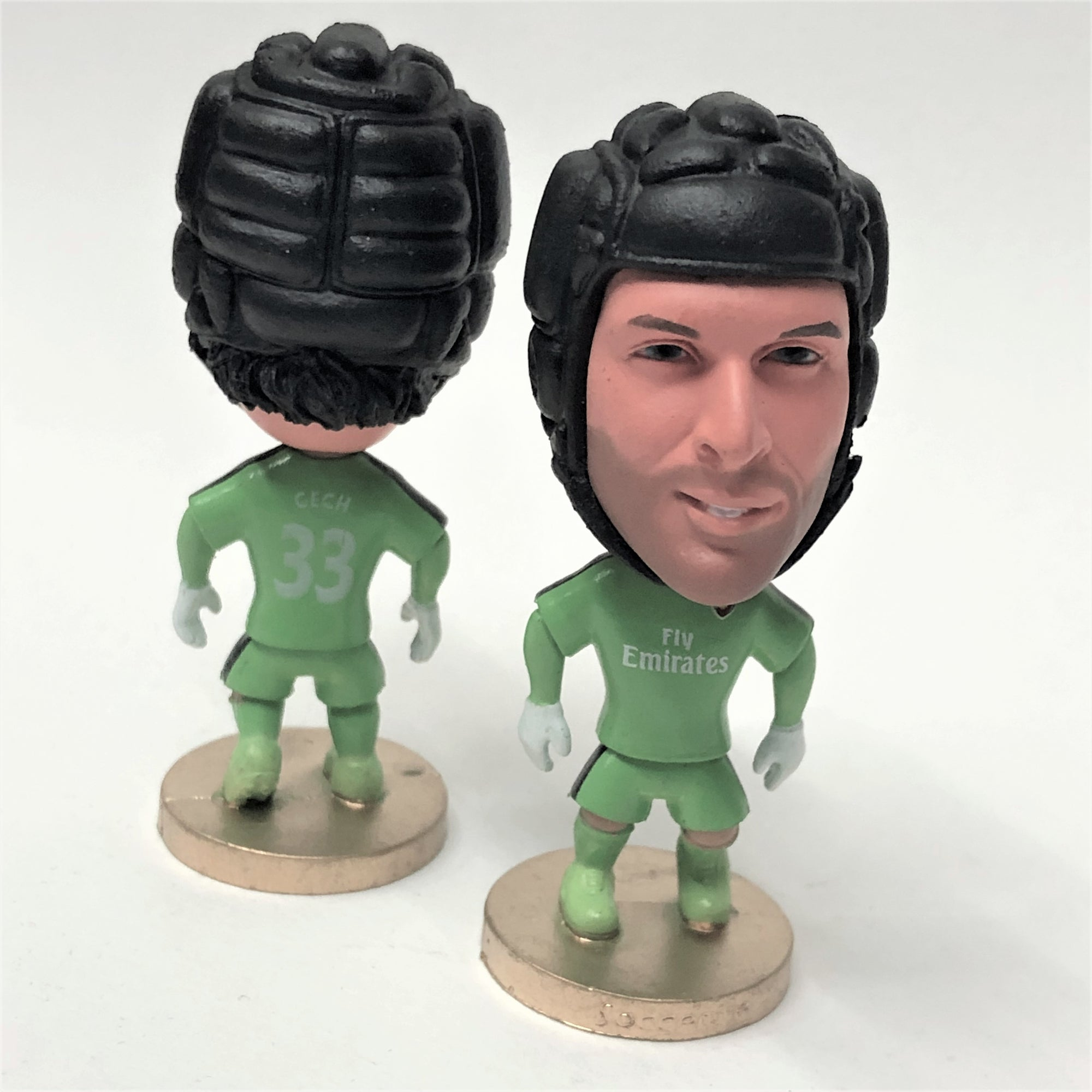 Cech Arsenal Figurine