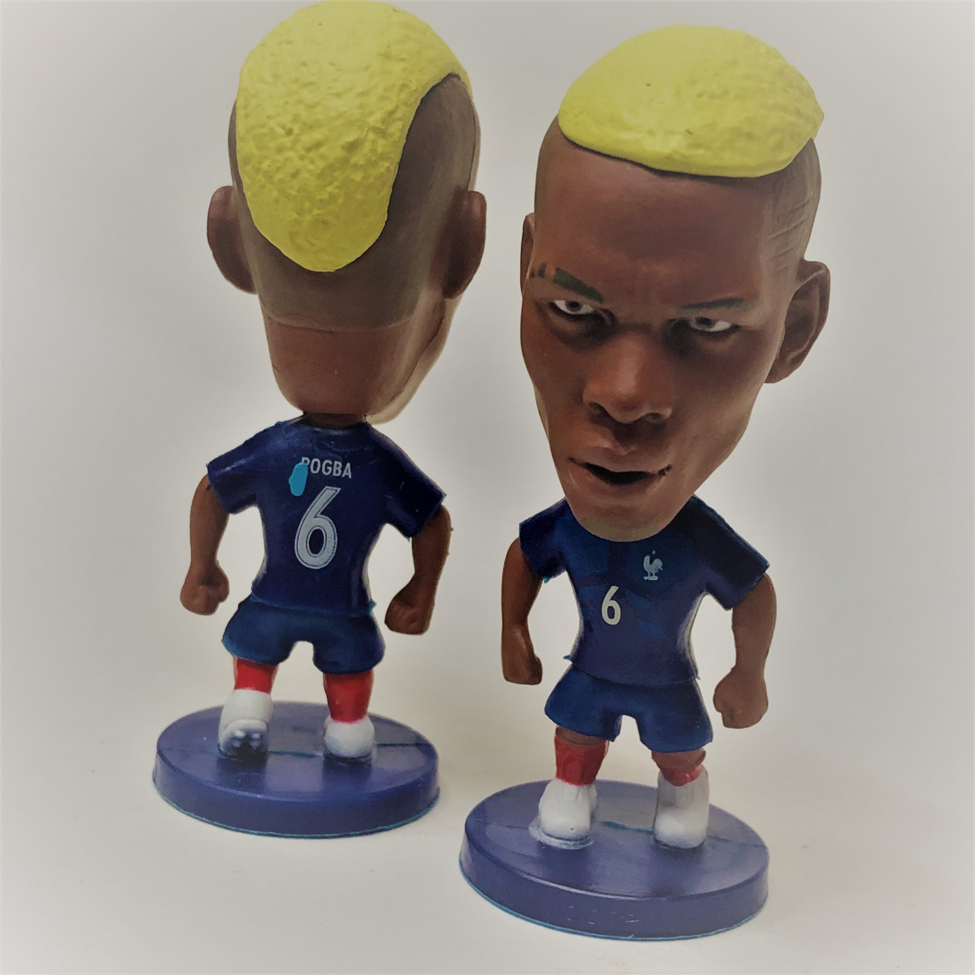 Pogba France Figurine