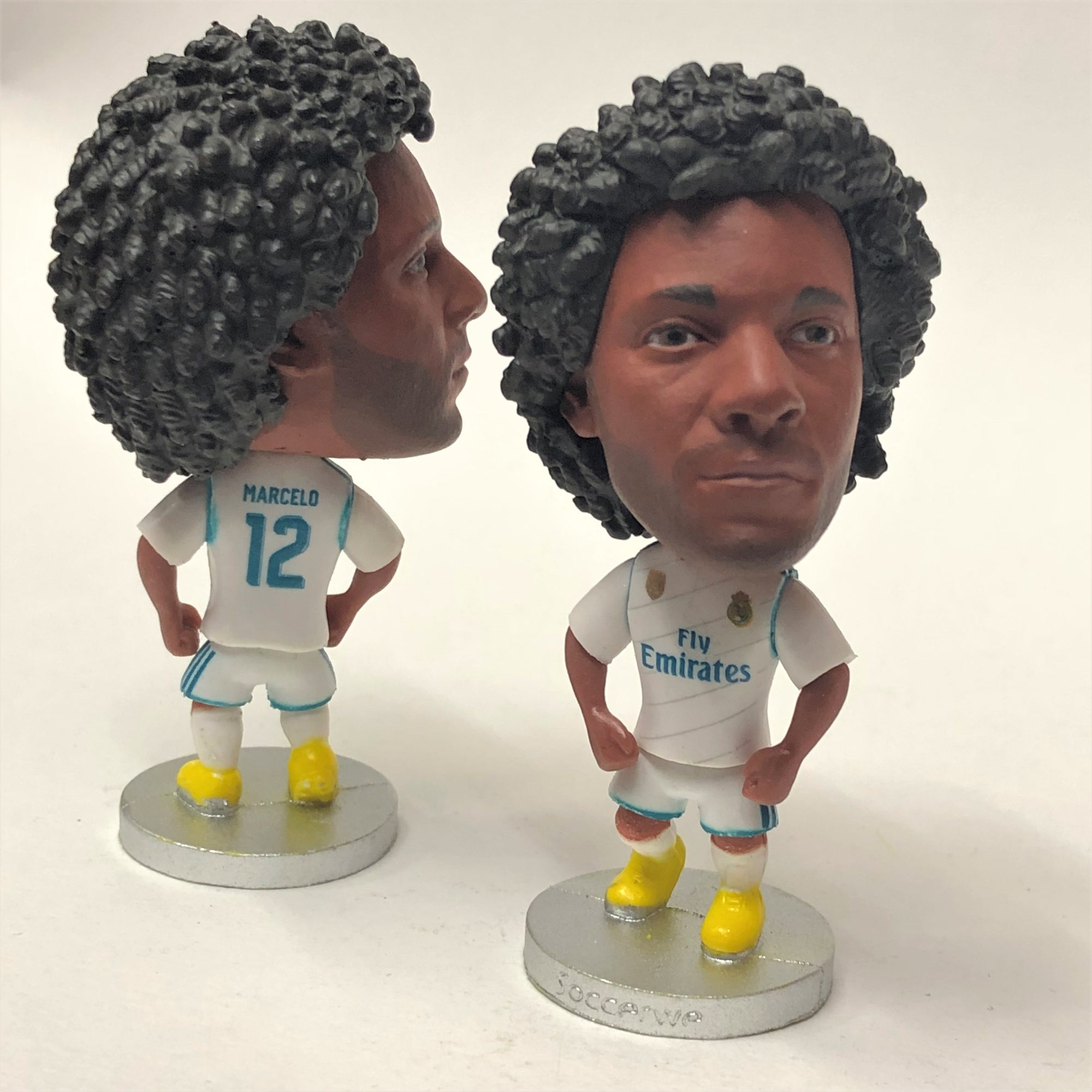Marcelo Real Madrid Figurine