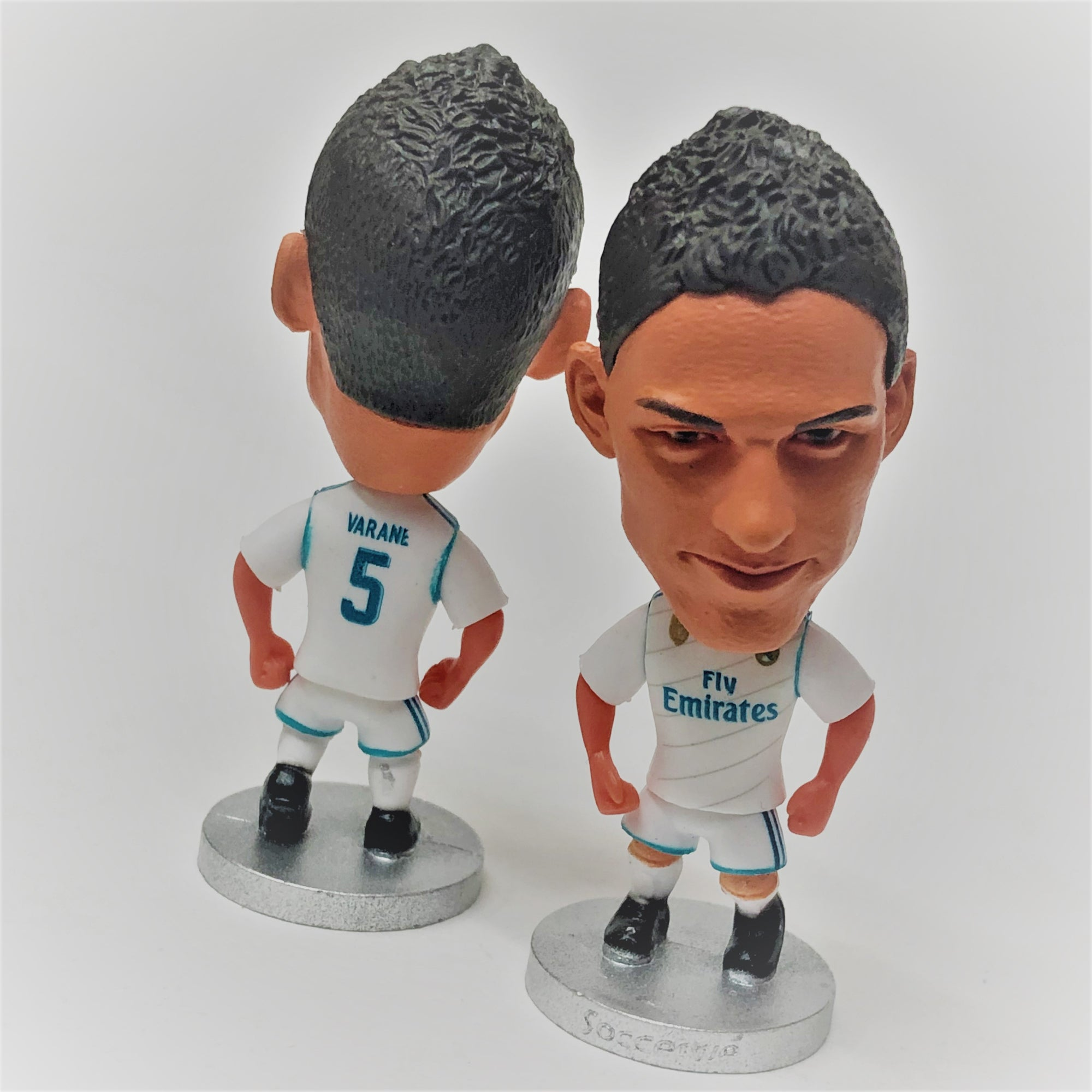 Varane Real Madrid Figurine