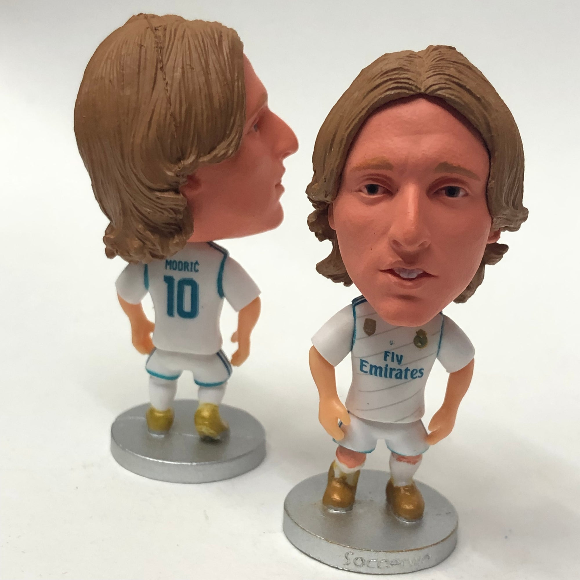 Modric Real Madrid Figurine
