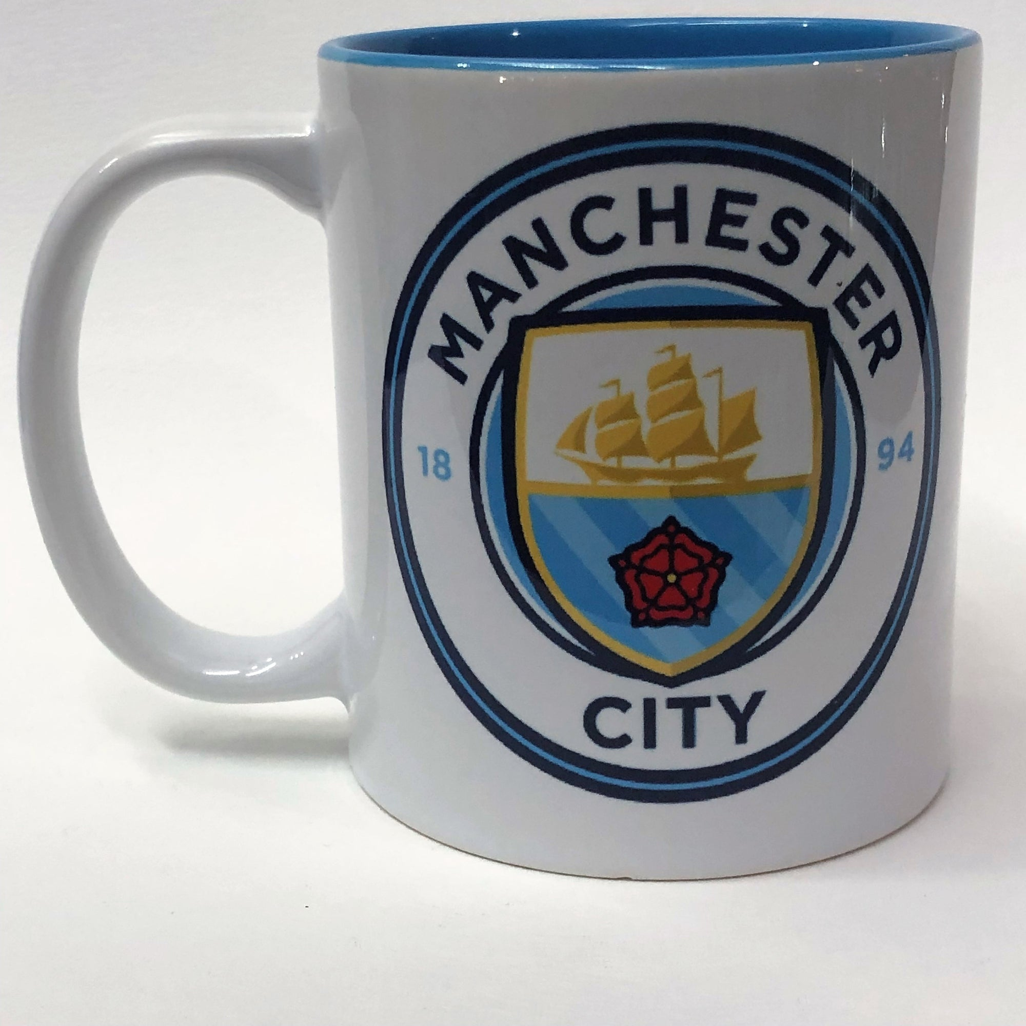 Manchester City Coffee Mug