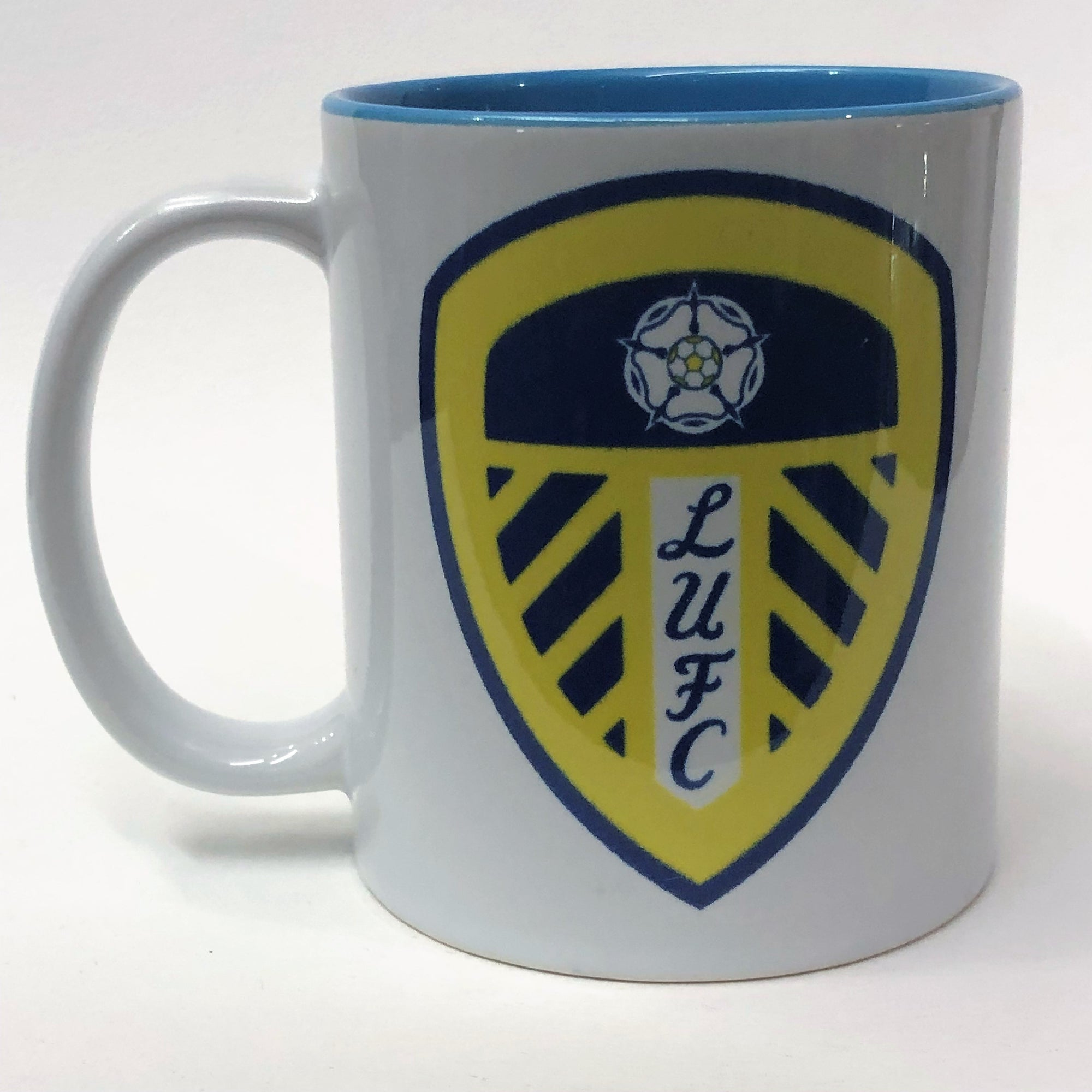 Leeds United Coffee Mug