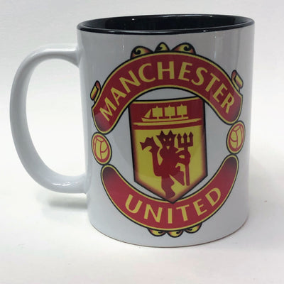 Manchester United Coffee Mug