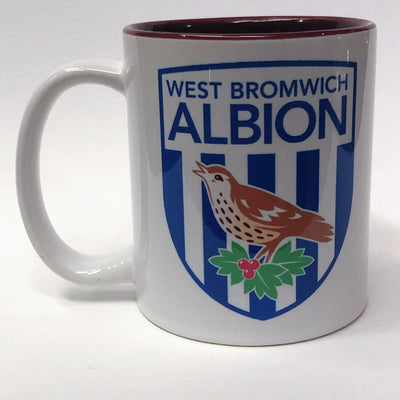 West Bromwich Albion Coffee Mug