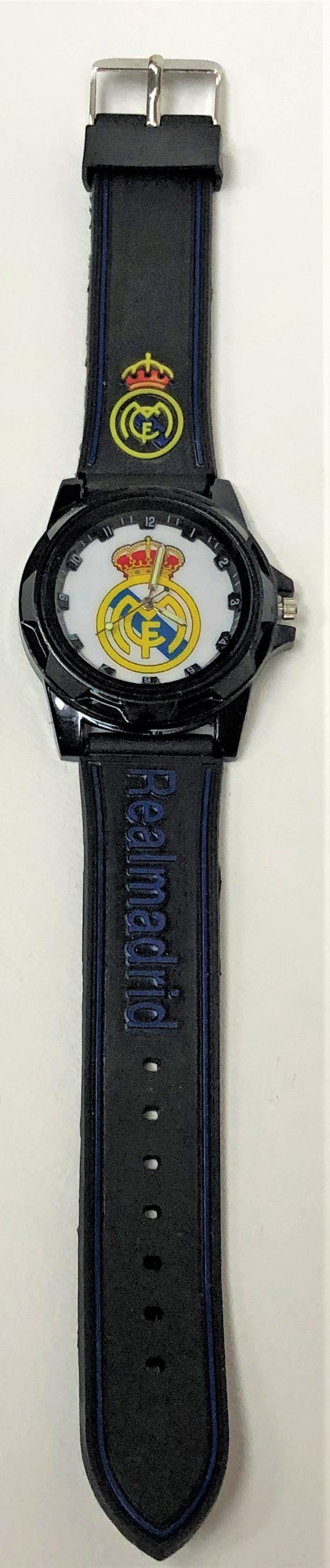 Kids Real Madrid Wrist Watch