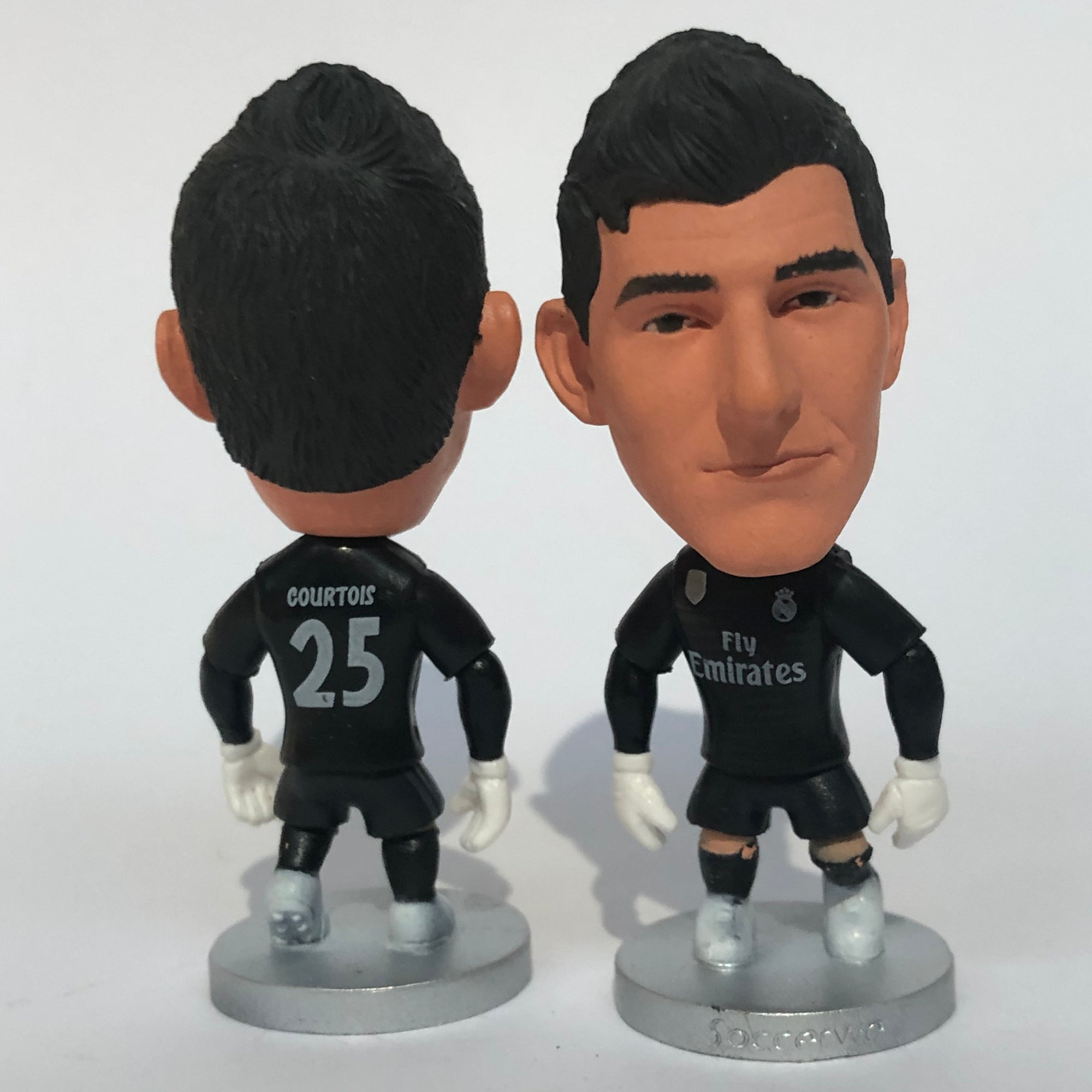 Courtois Real Madrid Figurine