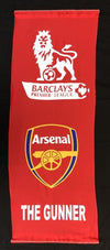 ARSENAL WALL BANNER