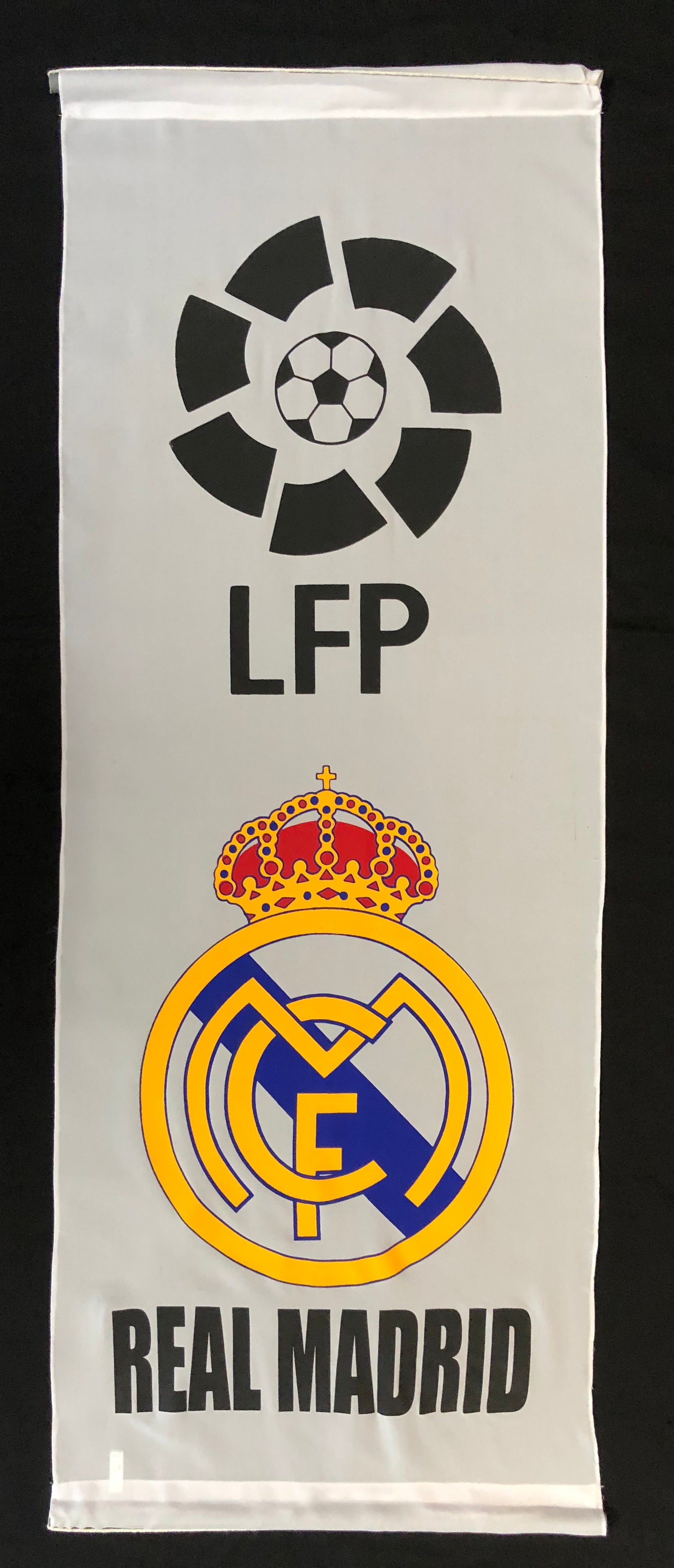 REAL MADRID WALL BANNER