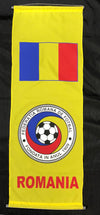 ROMANIA WALL BANNER
