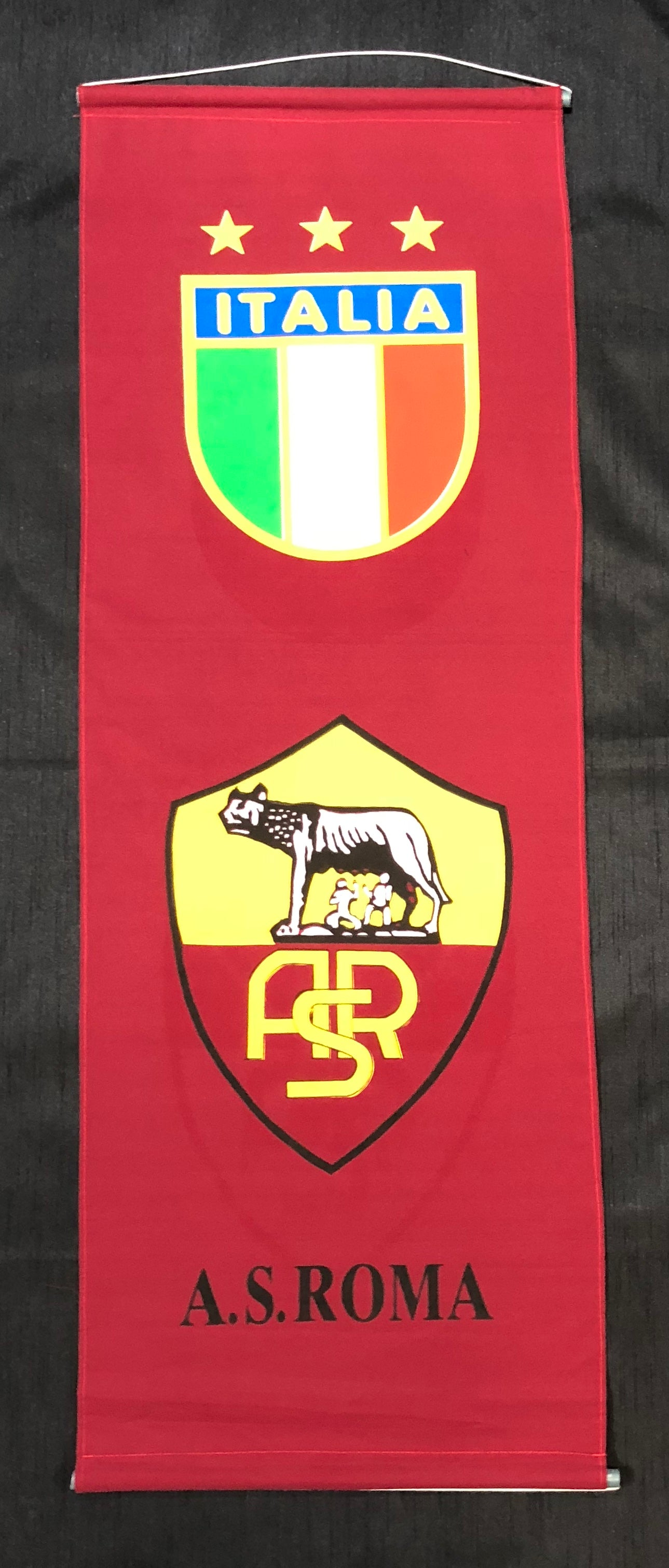 ROMA WALL BANNER