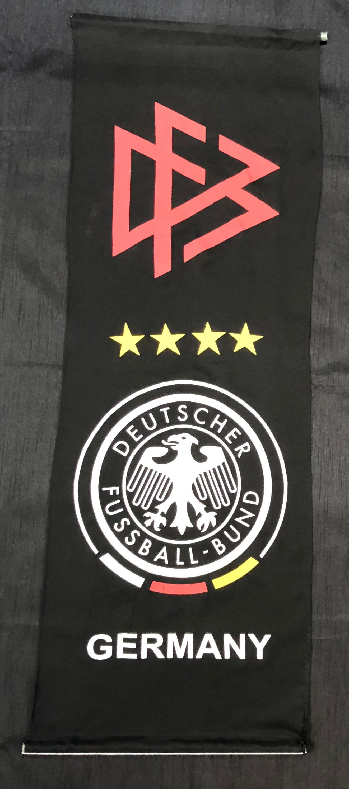 GERMANY WALL BANNER