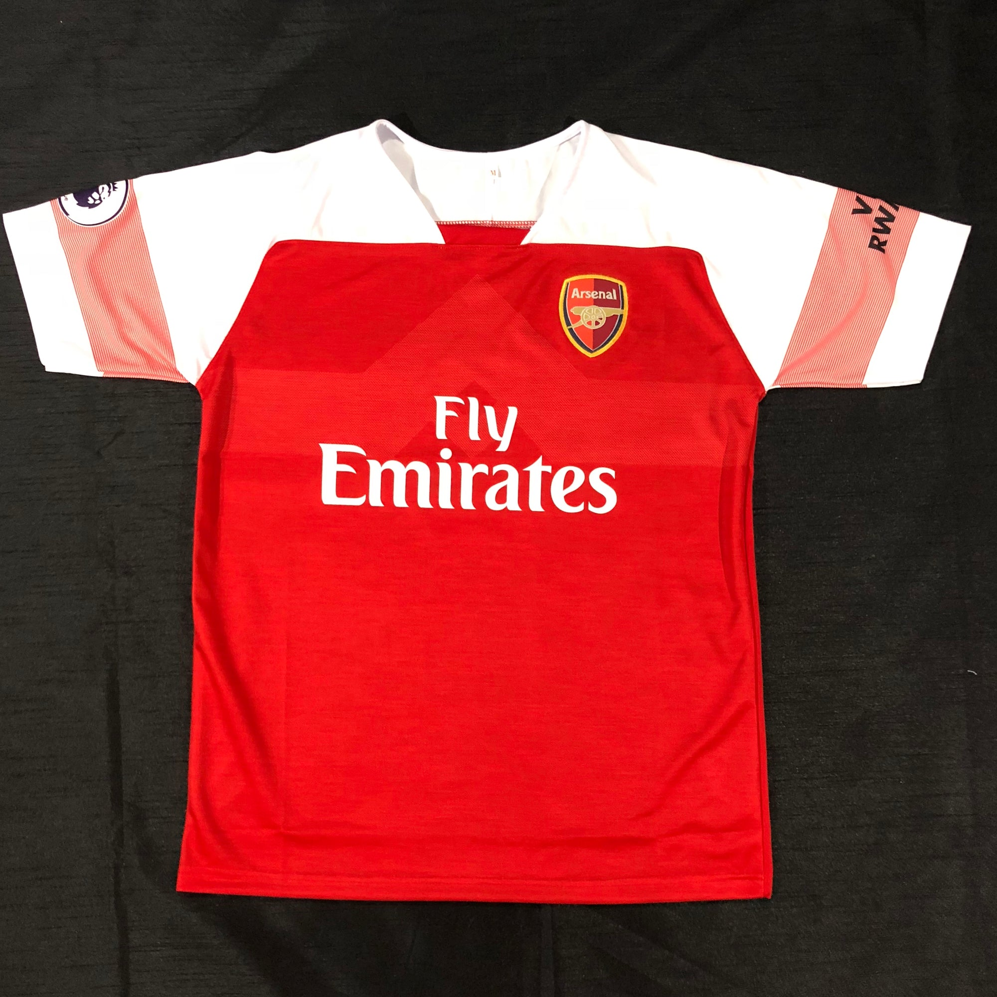 Arsenal 2018/19 Adult Home Shirt ~ Replica Version