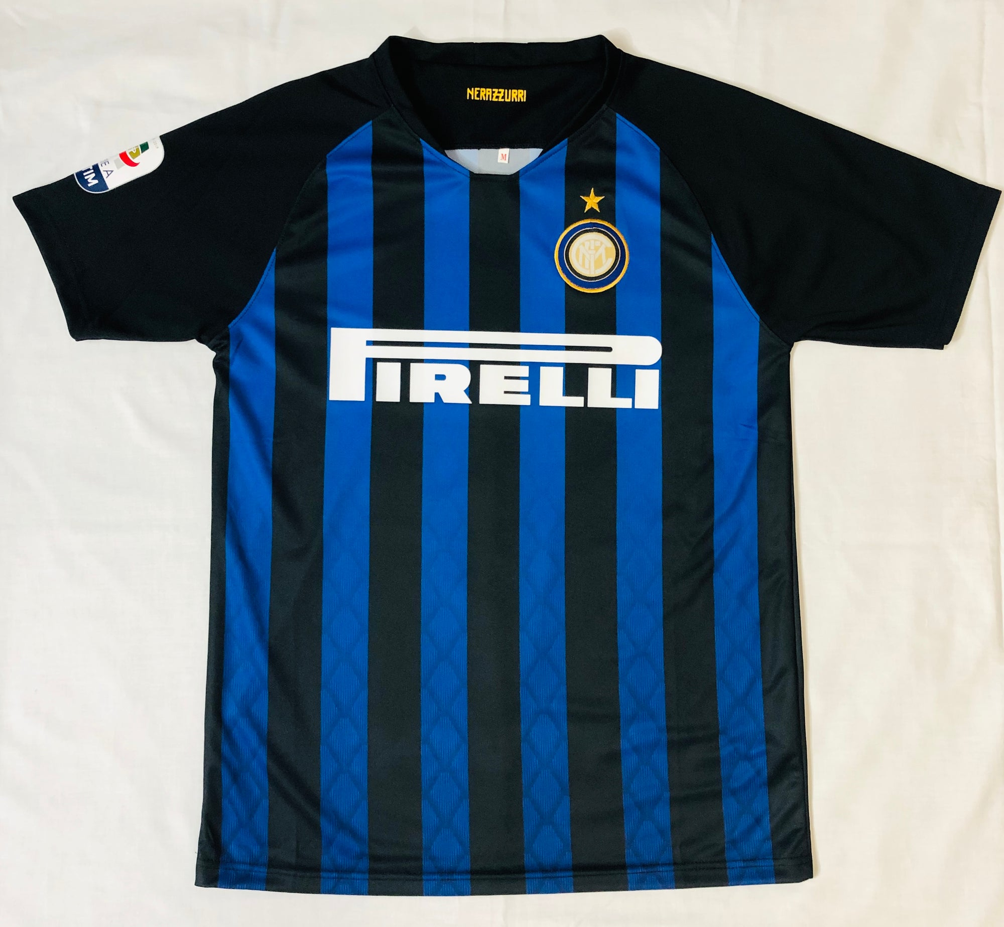 Inter Milan 2018/19 Home Shirt ~ Replica Version