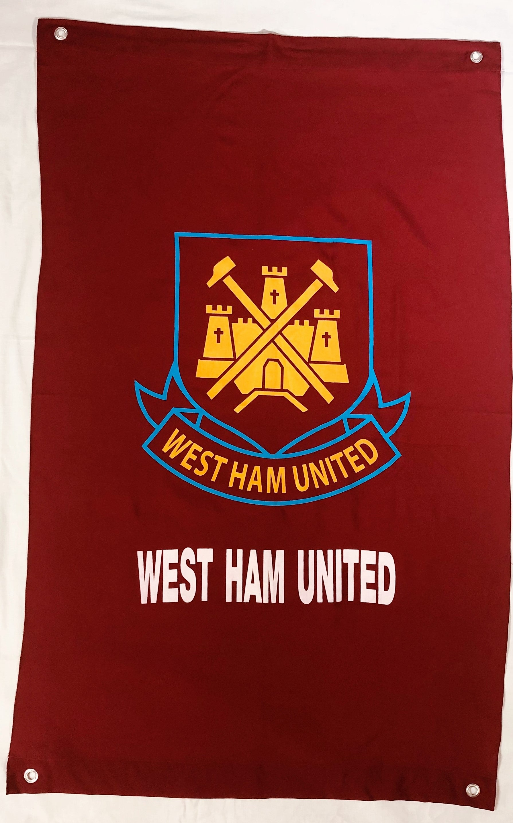 West Ham Wall Flag