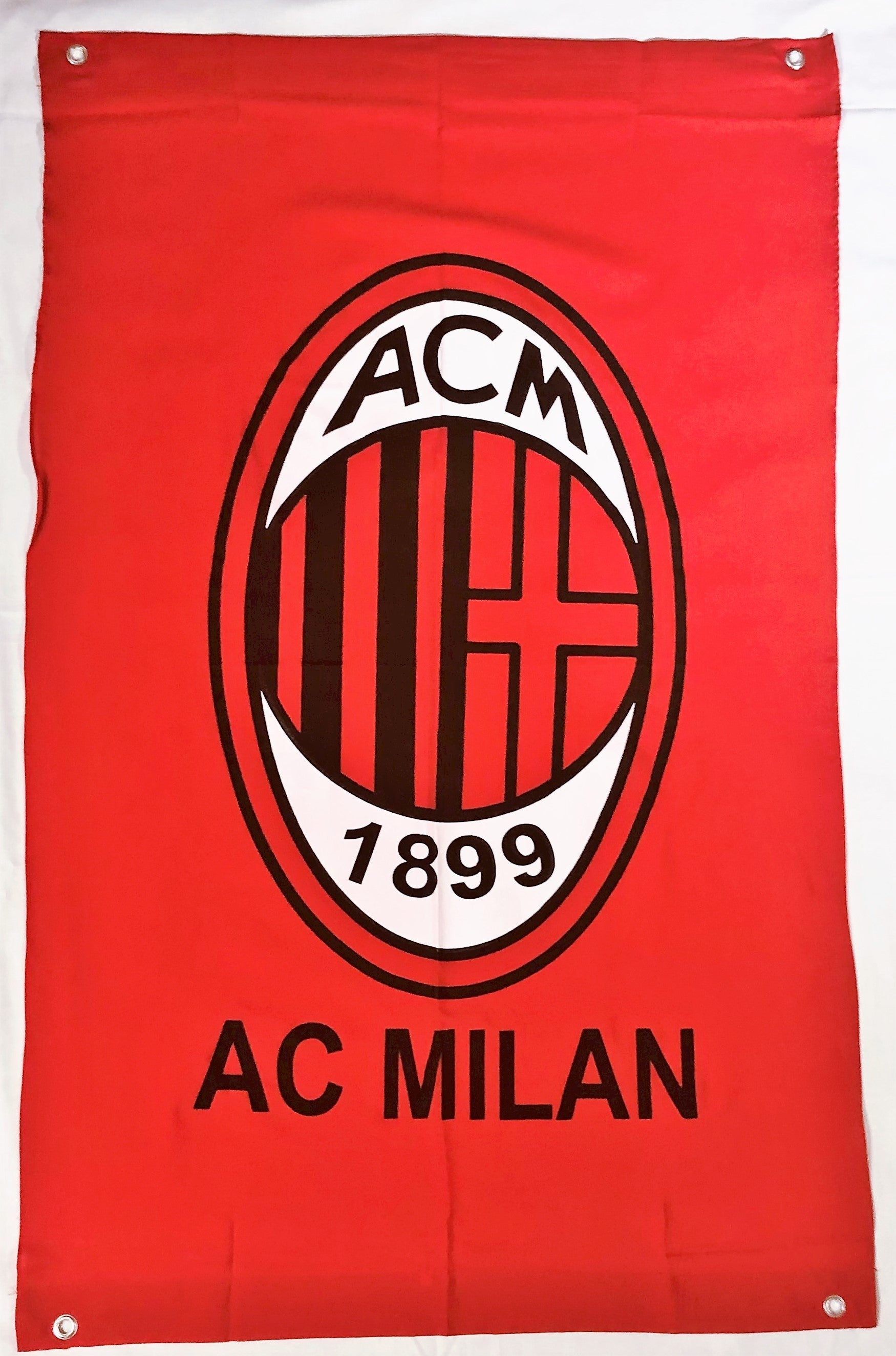 AC Milan Wall Flag