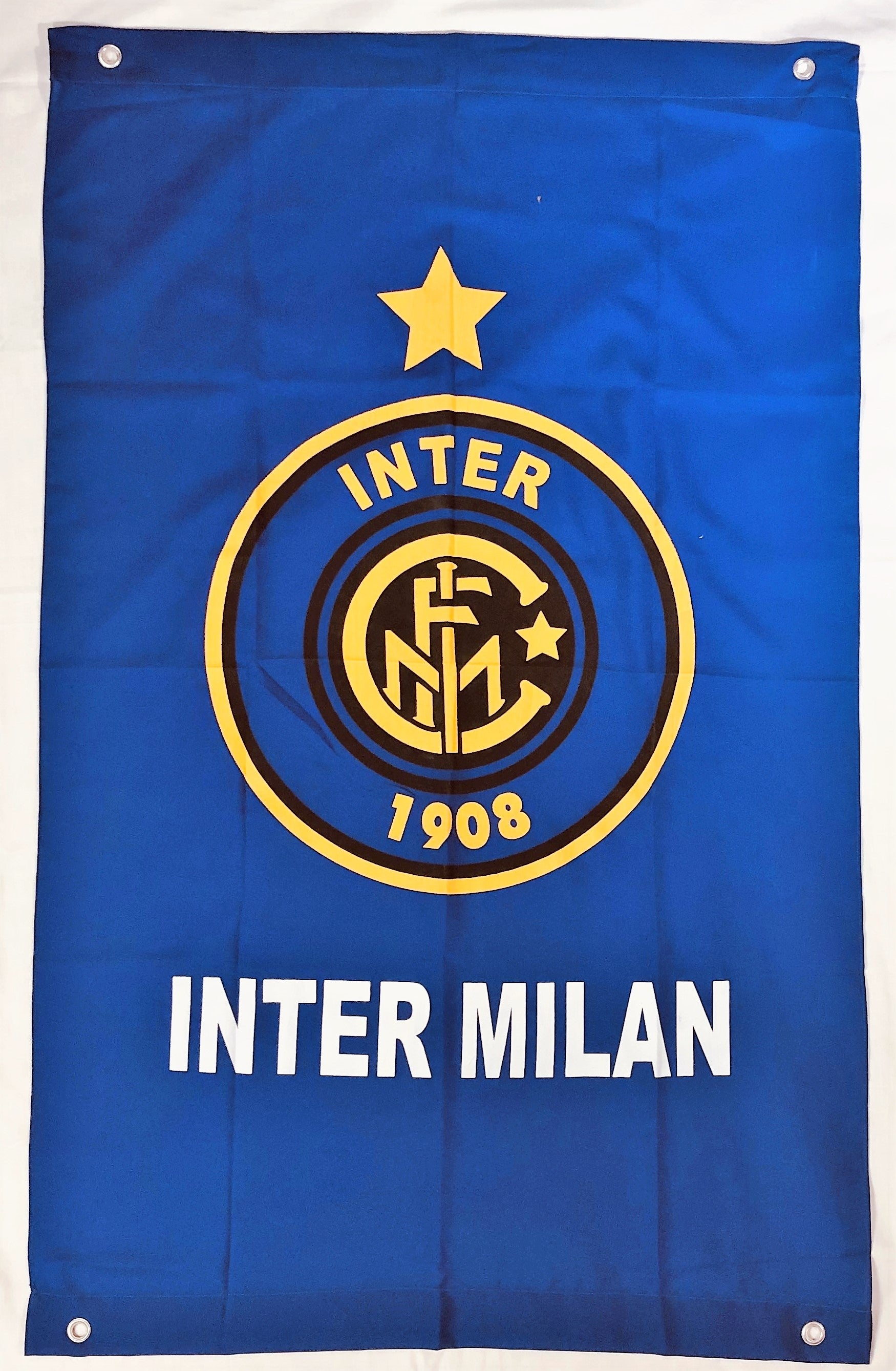 Inter Milan Wall Flag