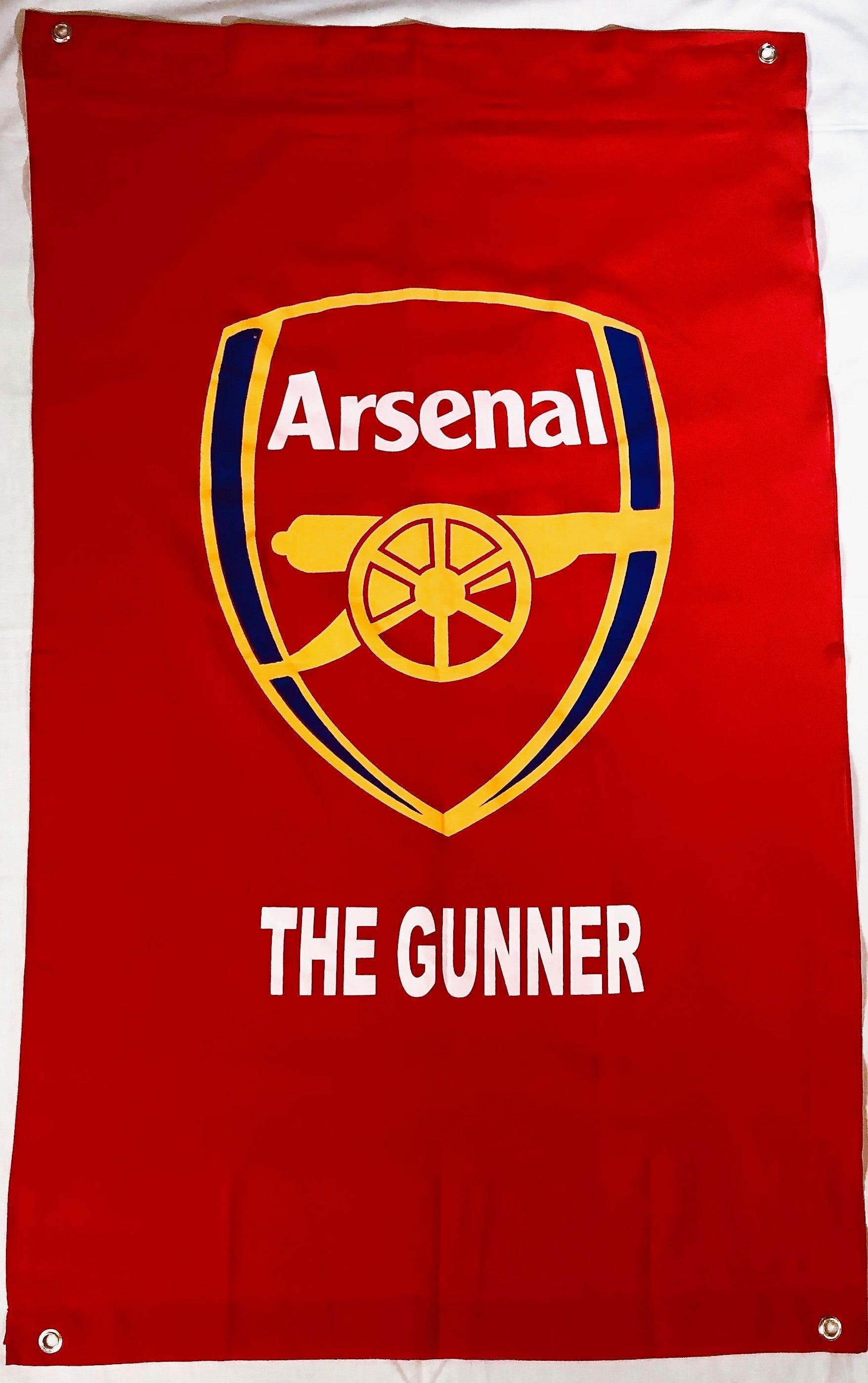 Arsenal Wall Flag