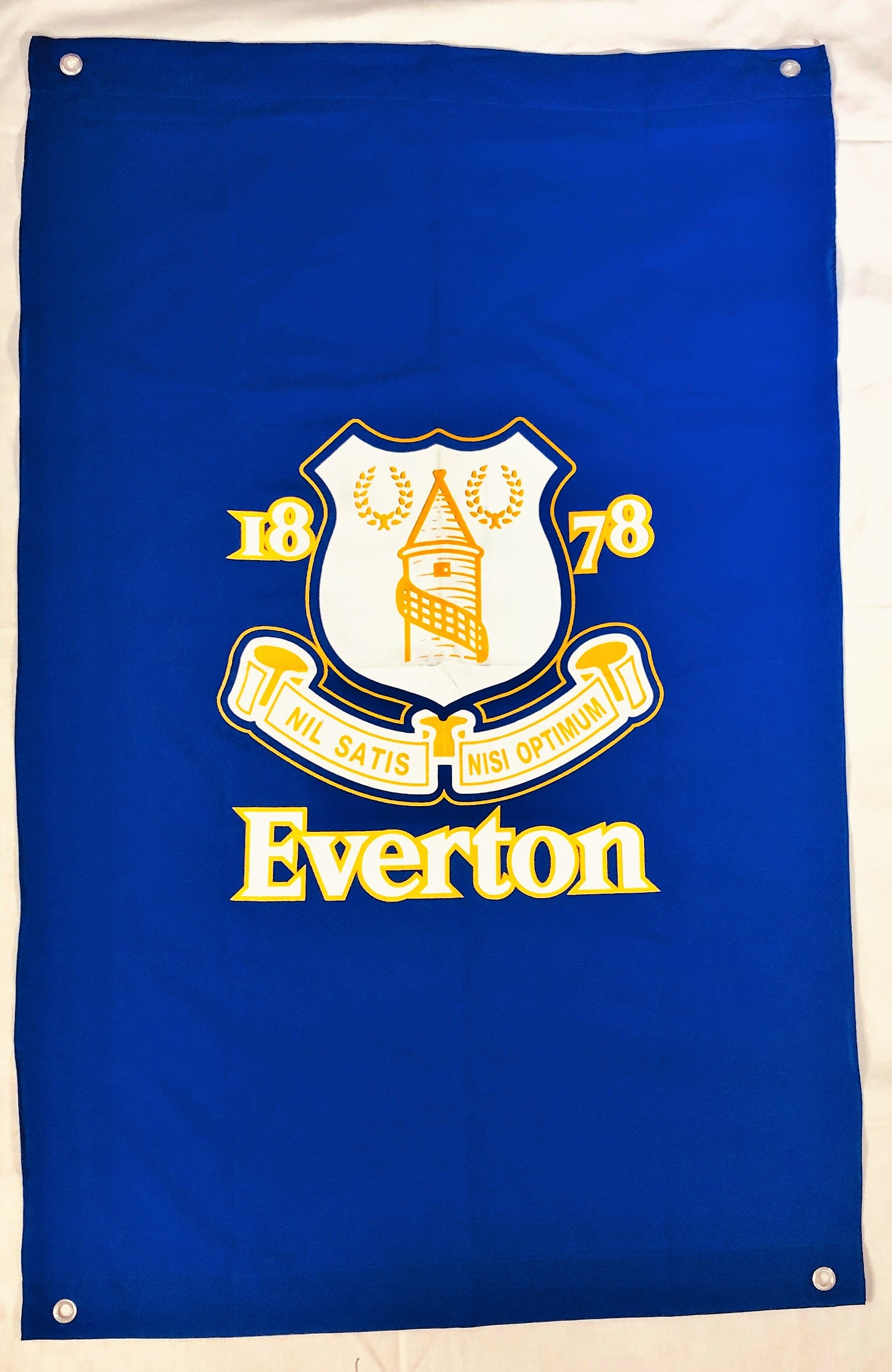 Everton Wall Flag