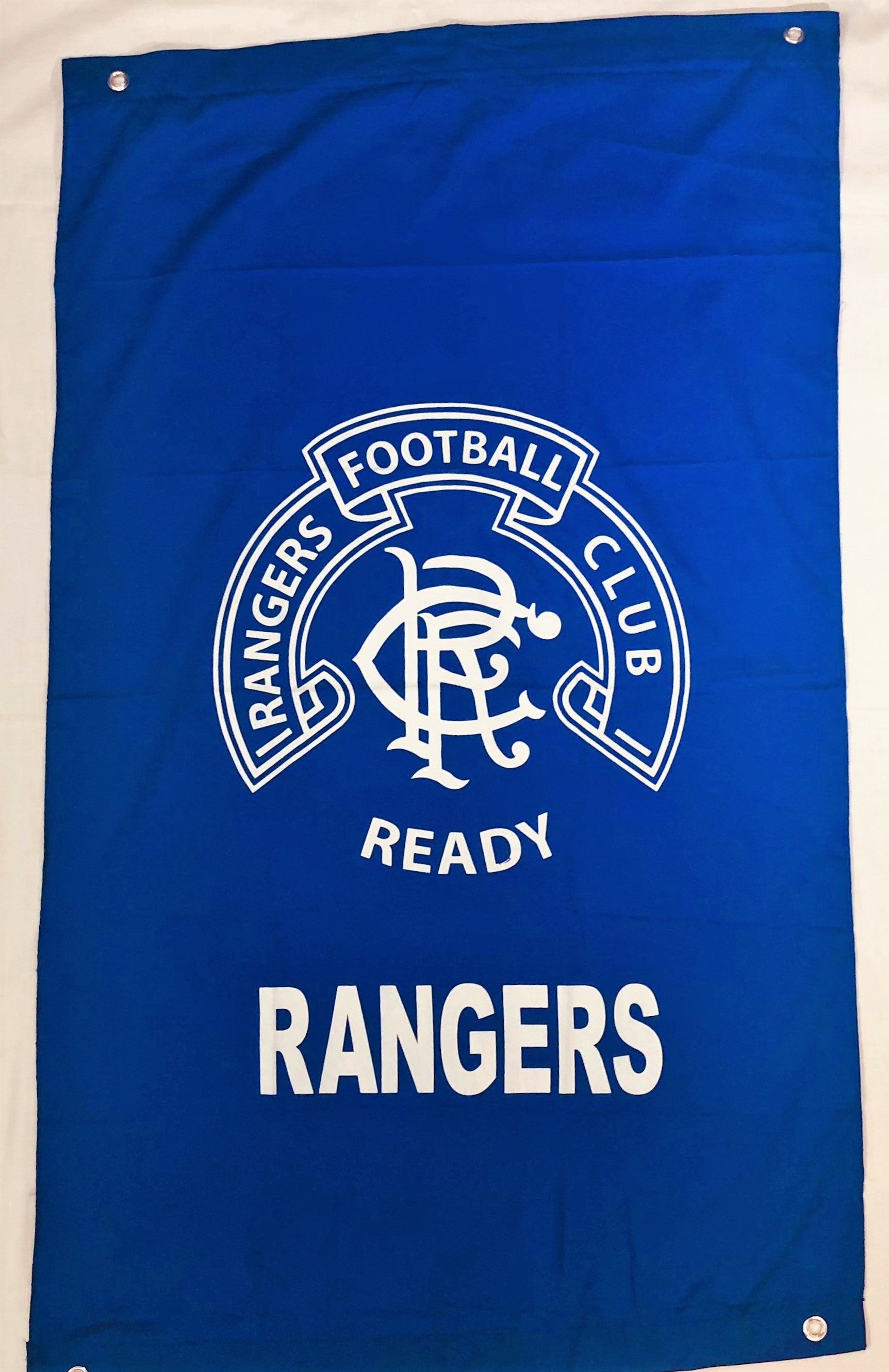 Rangers Wall Flag