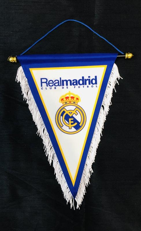 REAL MADRID PENNANT