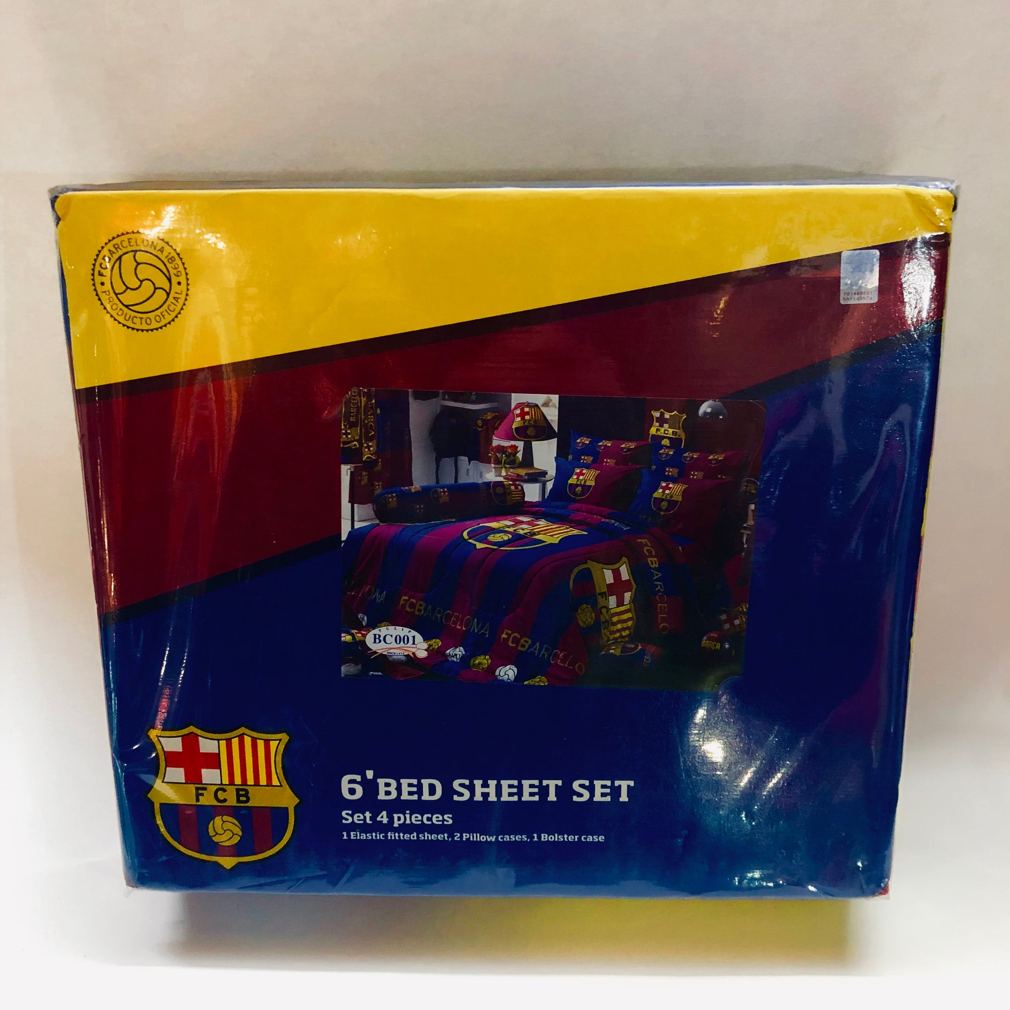 Barcelona Official Club Bedding - Queen