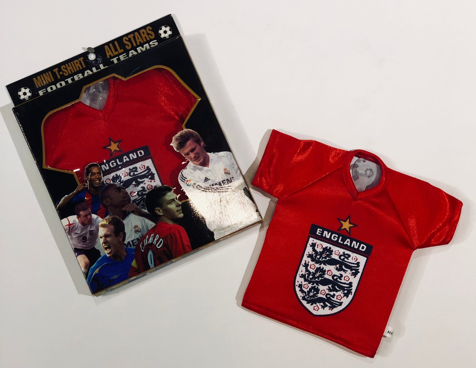 England Mini Shirt