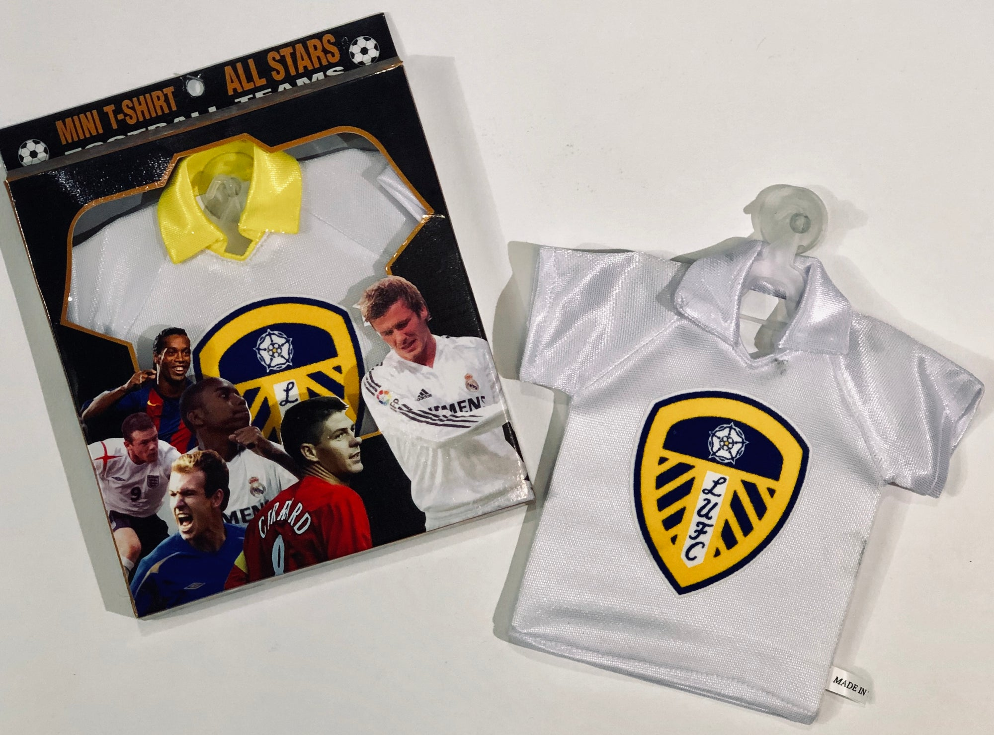 Leeds United Mini Shirt