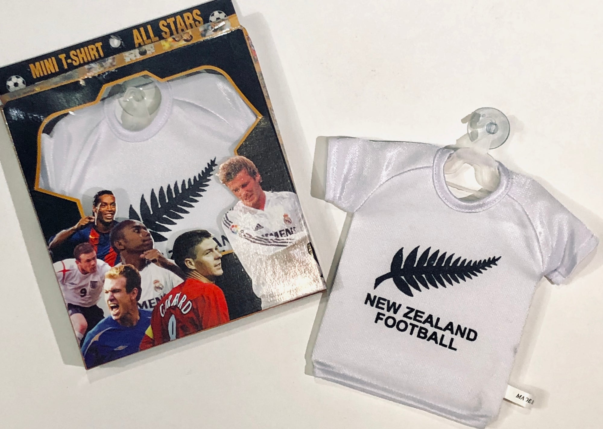 New Zealand Mini Shirt