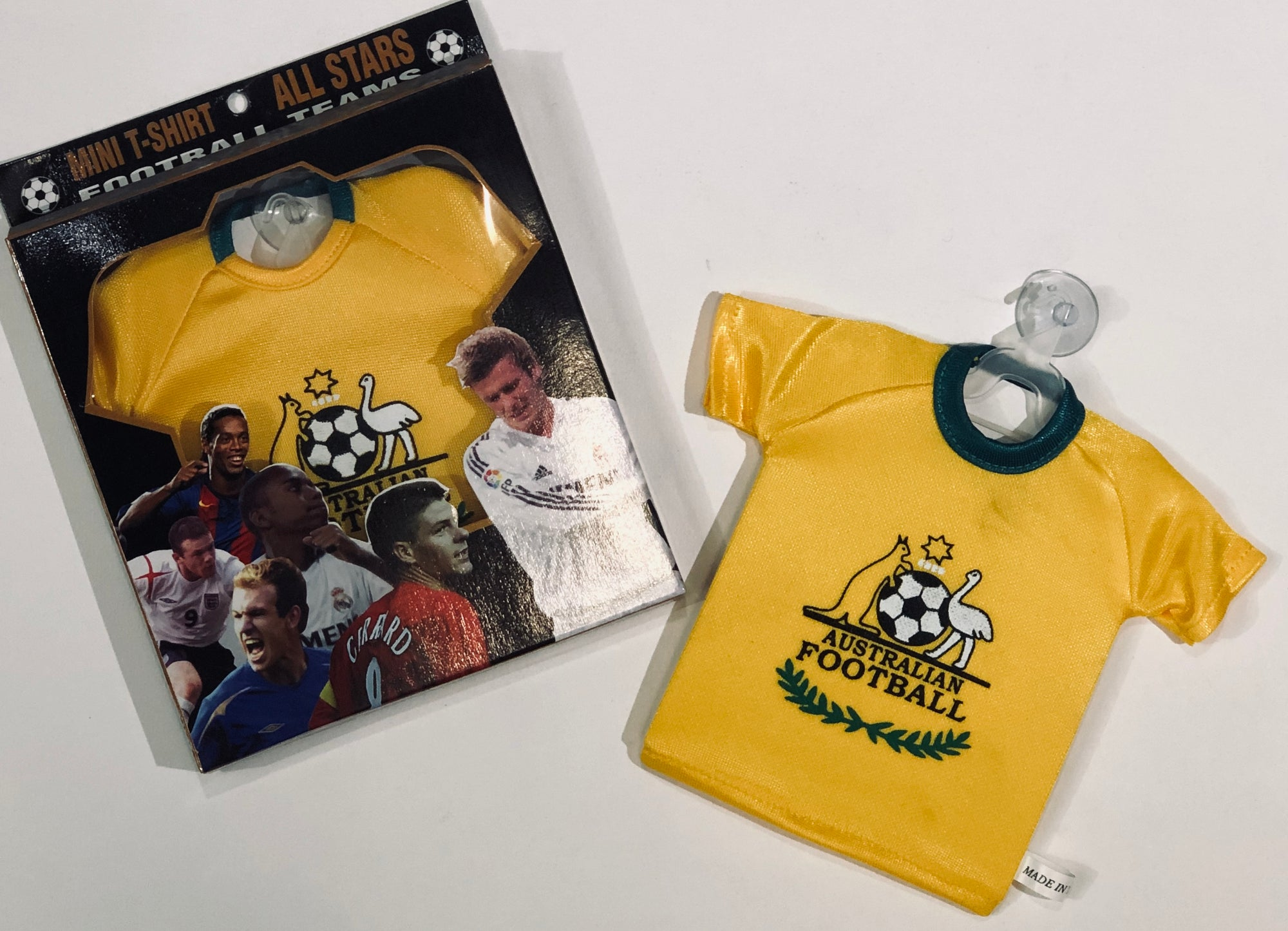 Socceroo Mini Shirt