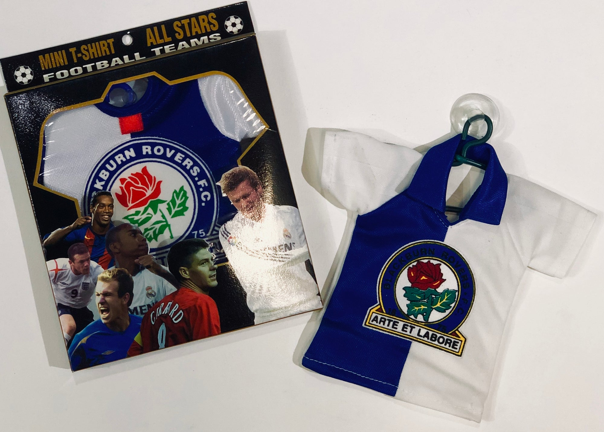 Blackburn Rovers Mini Shirt